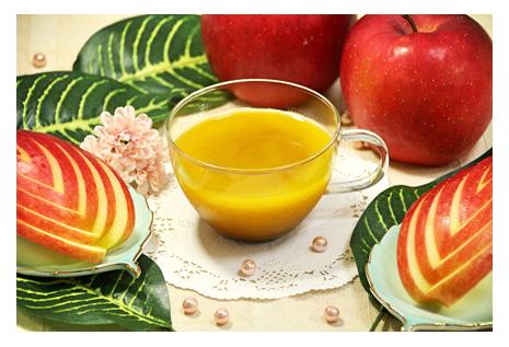 りんごザクロジュース
