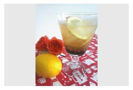 レモンザクロスカッシュ