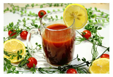 ザクロトマトジュース